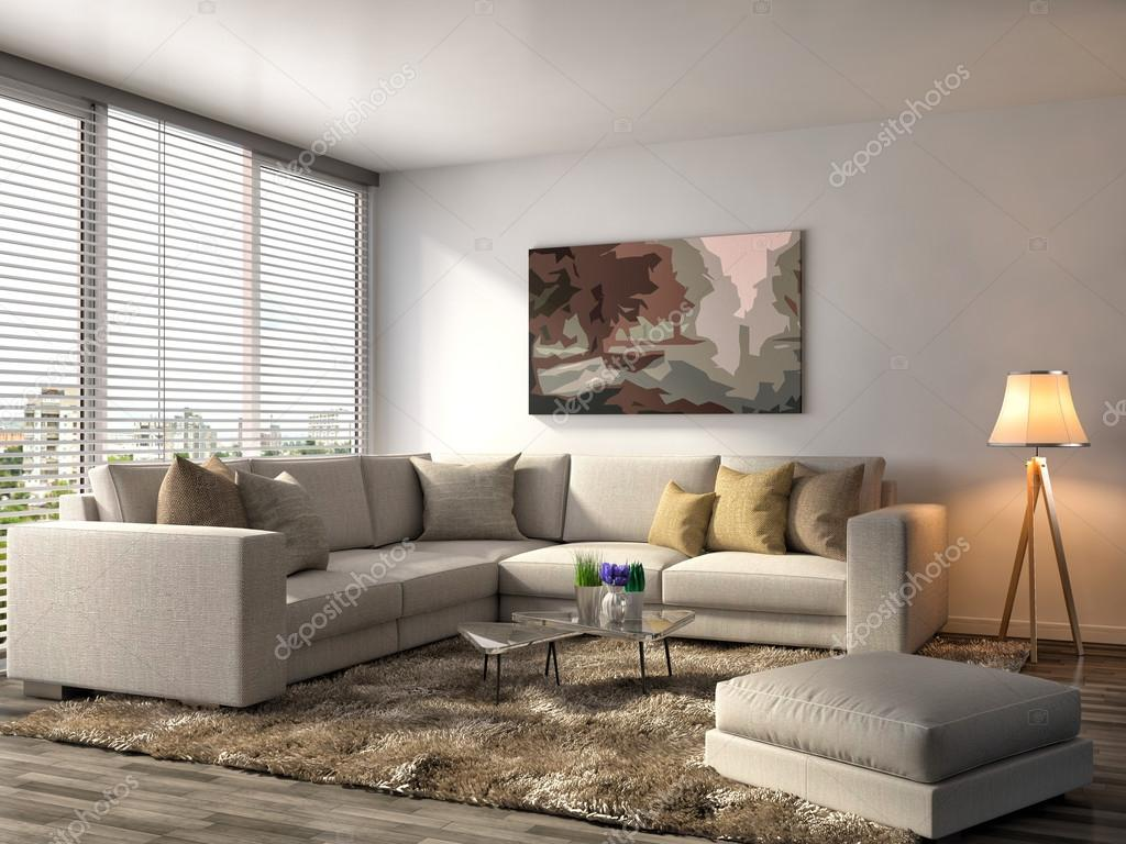 https fr depositphotos com 92195460 stock photo interior with sofa 3d illustration html