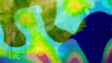 HD Decor Images » Weather Radar Digital Satellite Map  Midwest   Southeast US      Stock     Weather Radar Digital Satellite Map  Midwest   Southeast US      Stock Video