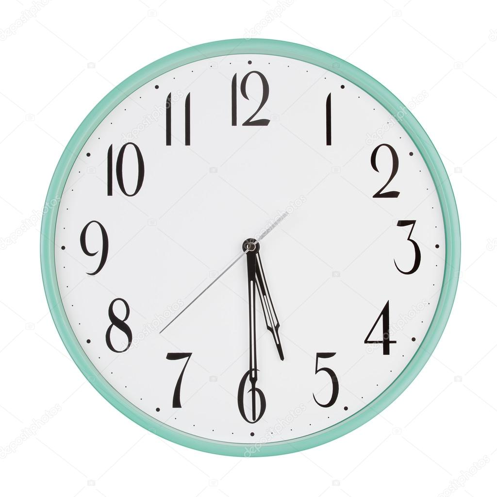 O Clock Worksheet