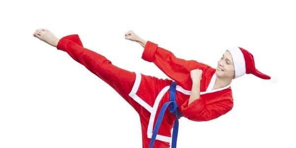 1.000 immagini e foto babbo natale gratis. Foto Di Karate Babbo Natale Immagini Stock Professionali Rf Depositphotos