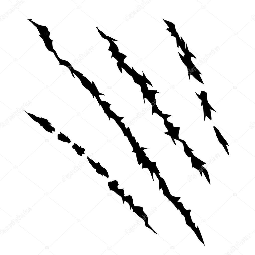 Claws Scratch Mark