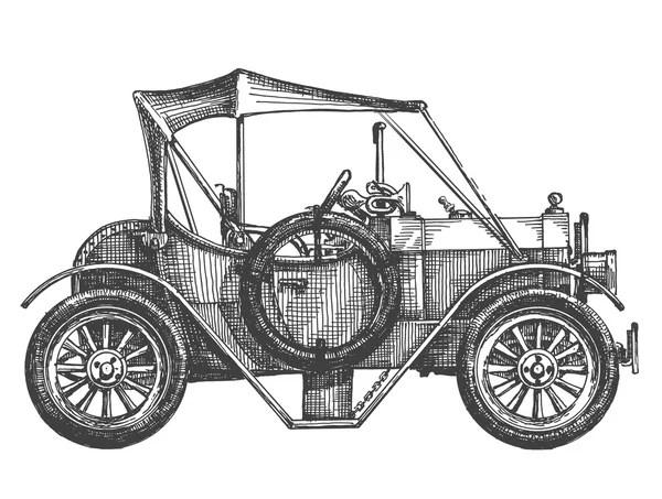 Эскиз автомобиля - векторные изображения, Эскиз автомобиля ...