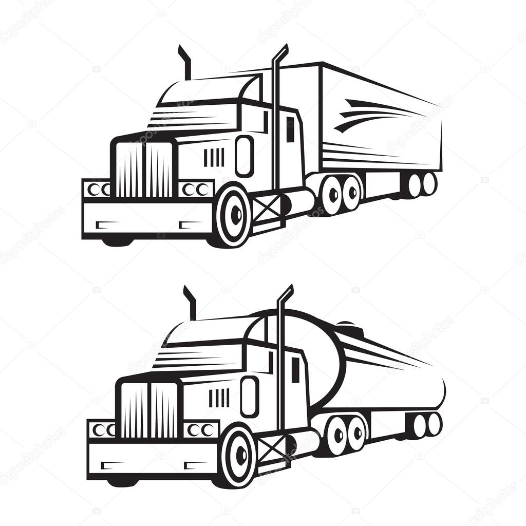 Truck And Tank Truck