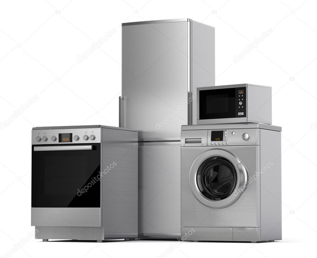 refrigerator washing machine electric stove stock photo image by c sashkin7 96021156
