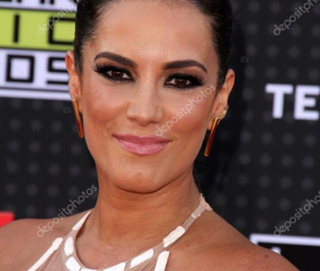 Gaby Espino Stock Photo
