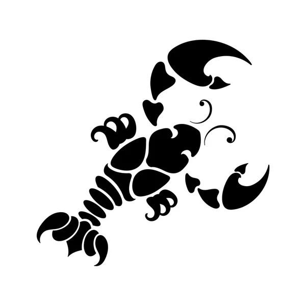 Иллюстрация Скорпион Векторное изображение 169 Krisdog