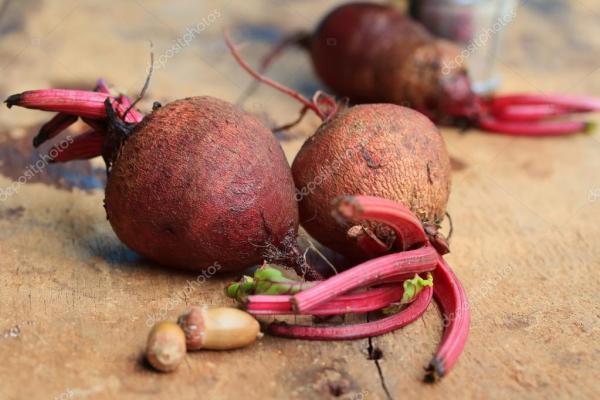 Свежие овощи — Стоковое фото © oilslo #79281284