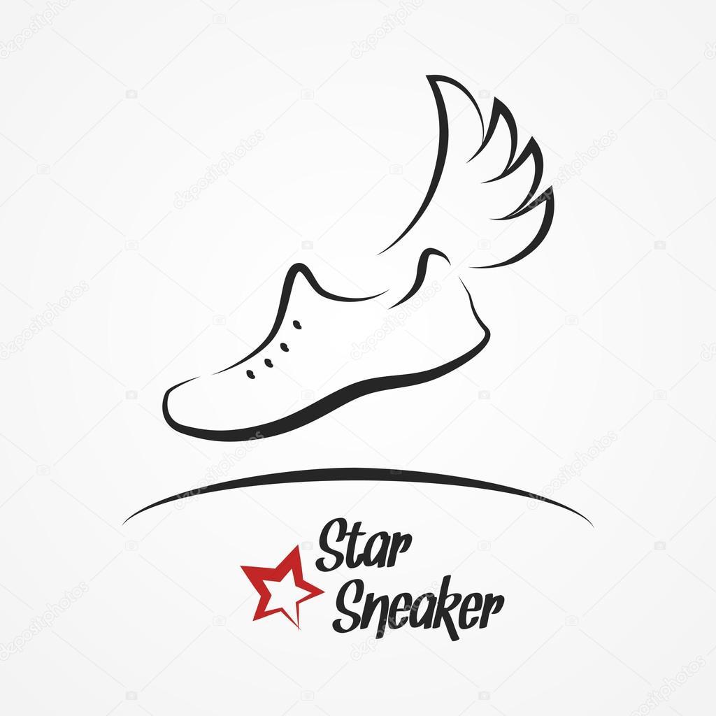 Sterren Sneaker Logo