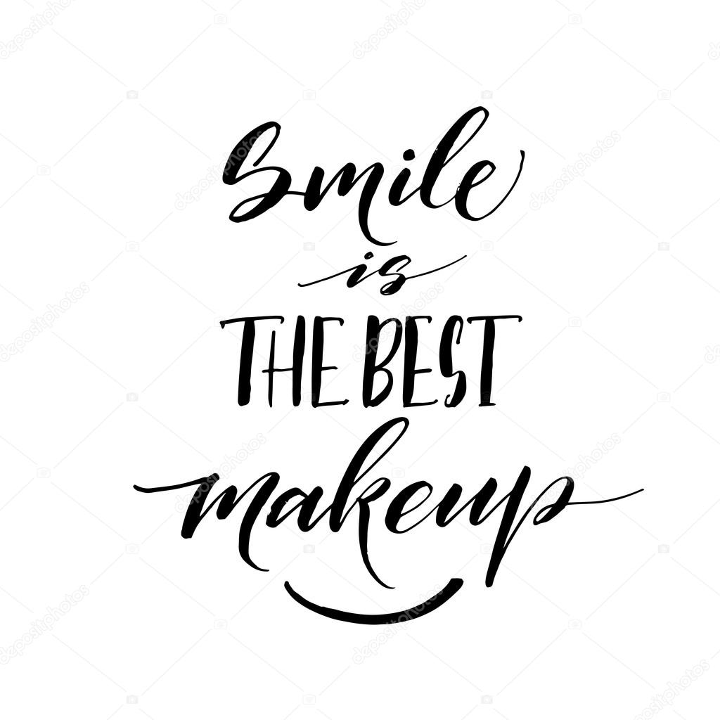 Makeup Artist Posite Card