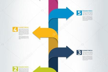 Timeline vertical report  template  chart  scheme  step by step     Timeline vertical report  template  chart  scheme  step by step  infographic  Vector