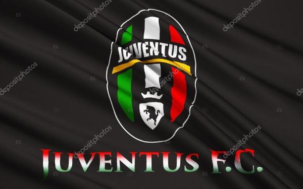 Флаг ювентуса. Флаг футбольного клуба Ювентус, Италия ...