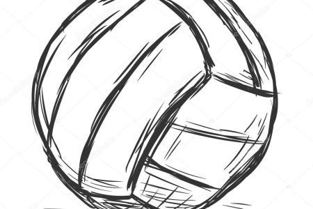 best Imagenes De Balones De Voleibol Para Colorear image collection