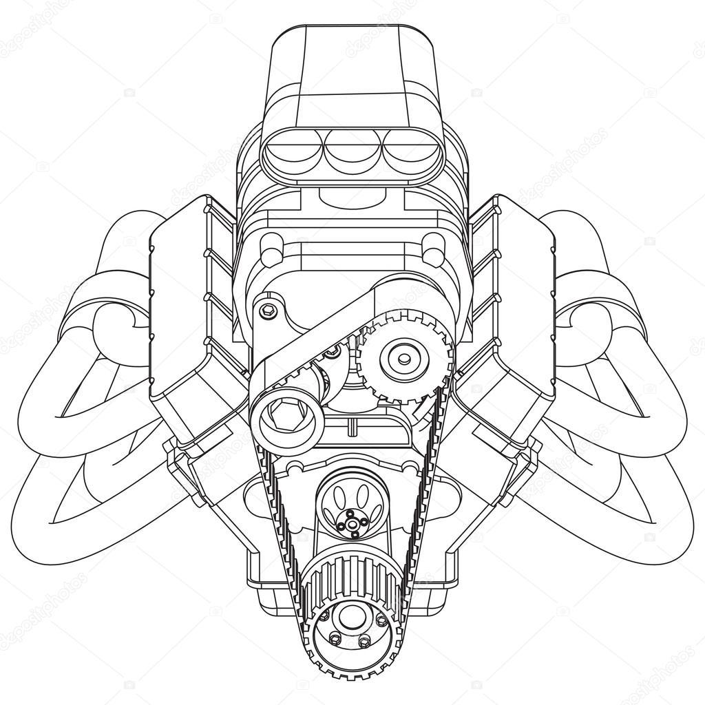 Hot Rod Motor