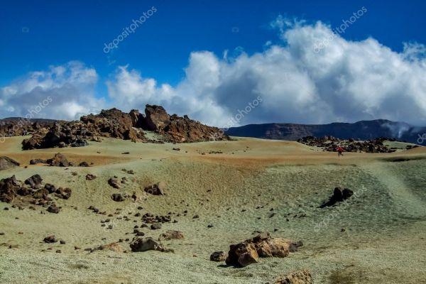 Национальный парк Тейде. Тенерифе. Канарские острова ...