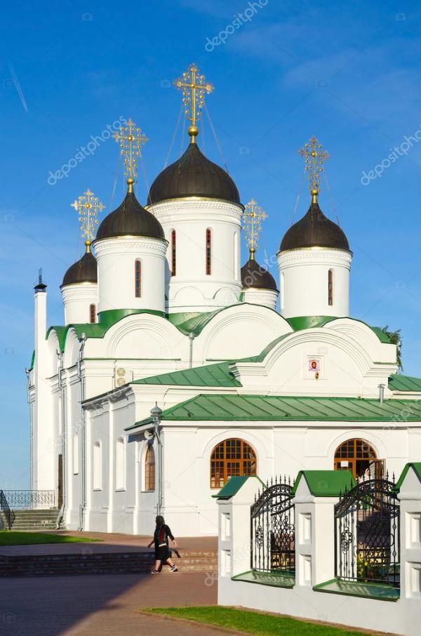 Спасо-Преображенский собор Свято-Преображенского монастыря ...