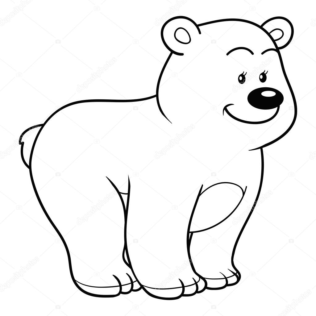 18 Coloring Book Bear Printable And Worksheets Docx