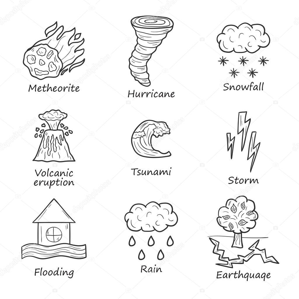Objetos De Desastres Naturales
