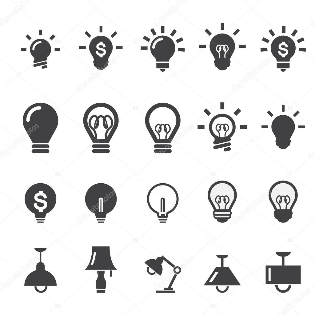 Lampe Symbol
