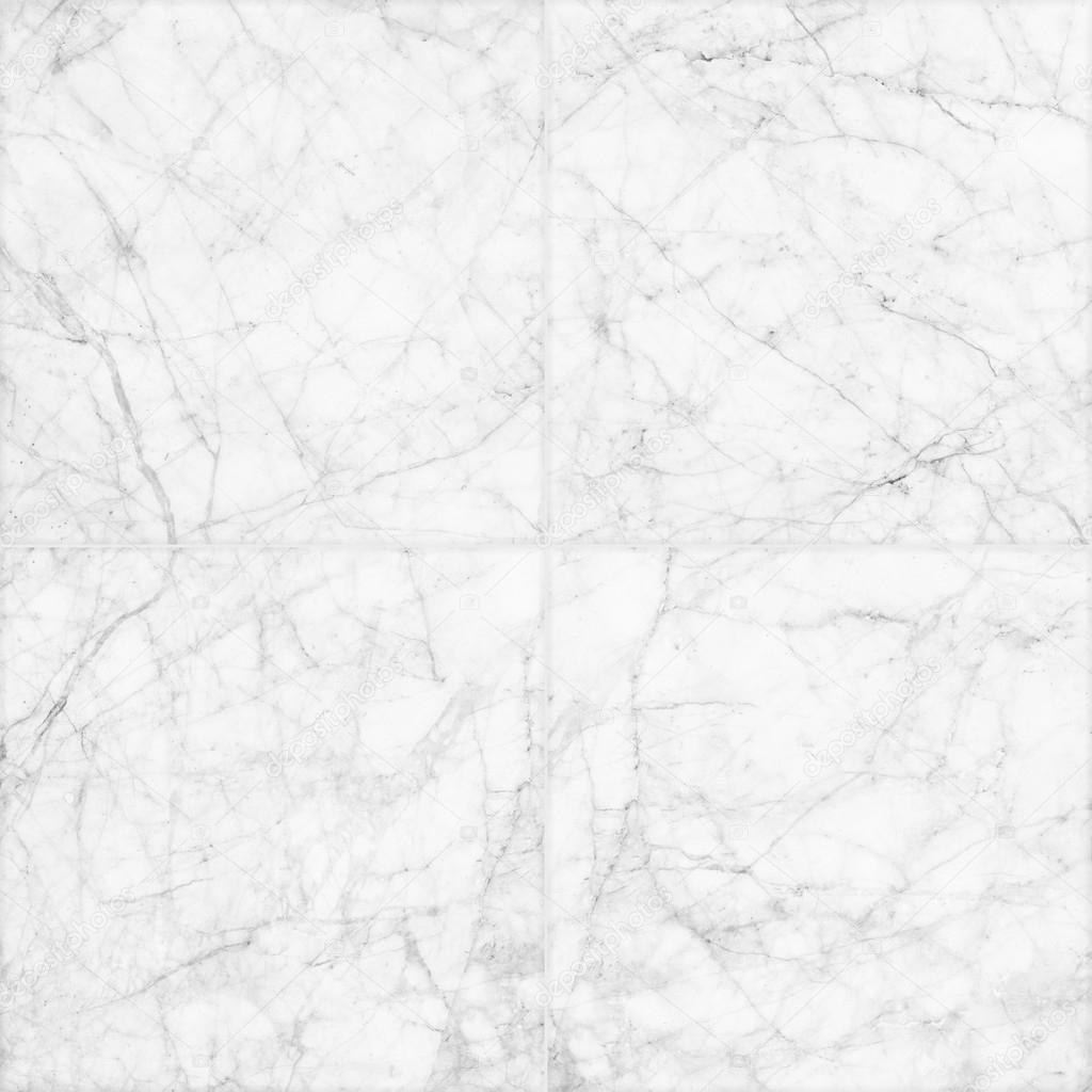 White Marble Tiles Seamless Flooring Texture Background