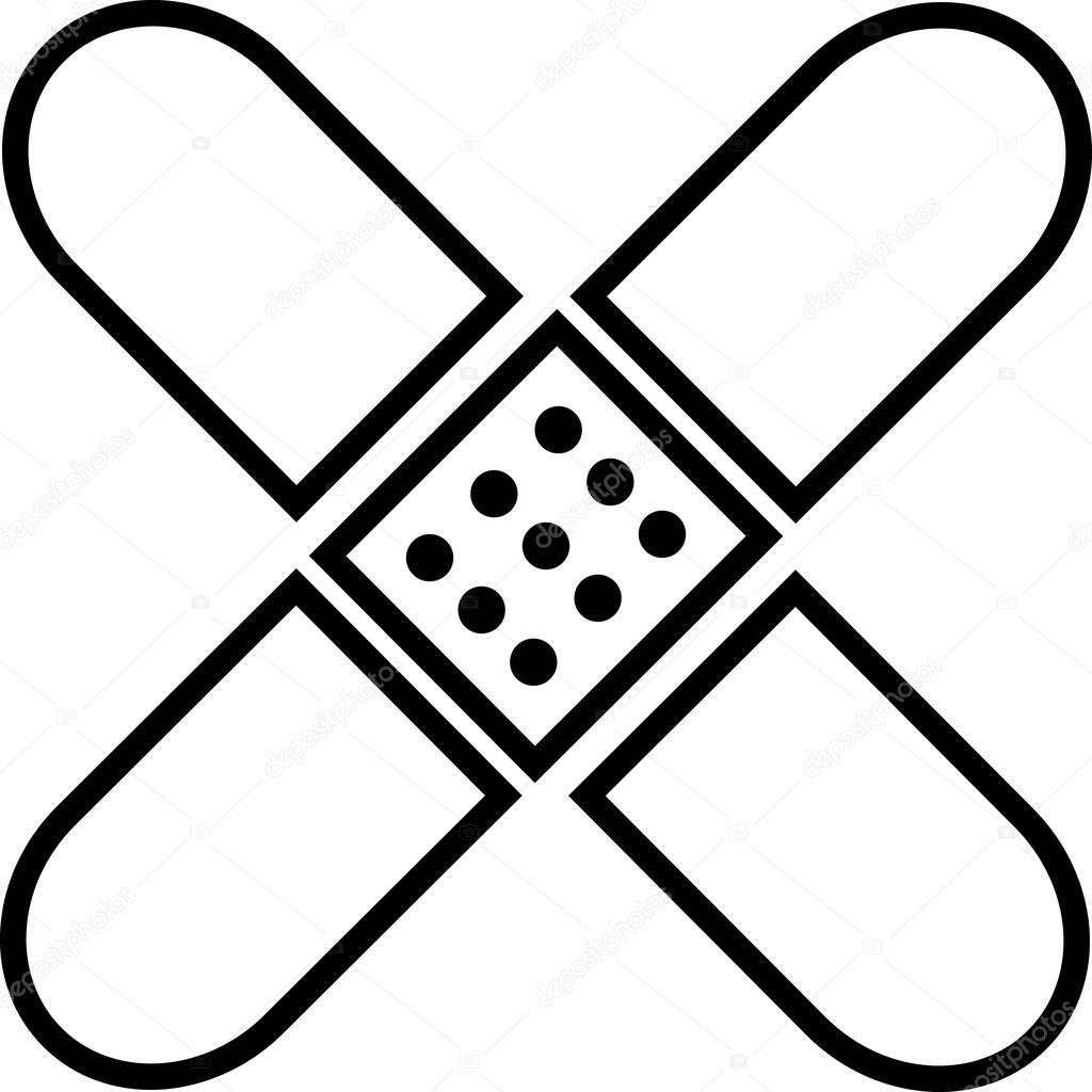 Bandaid Pleister