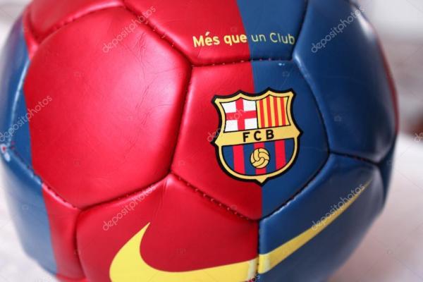 Футбольный мяч барселона. Барселона футбольный мяч ...