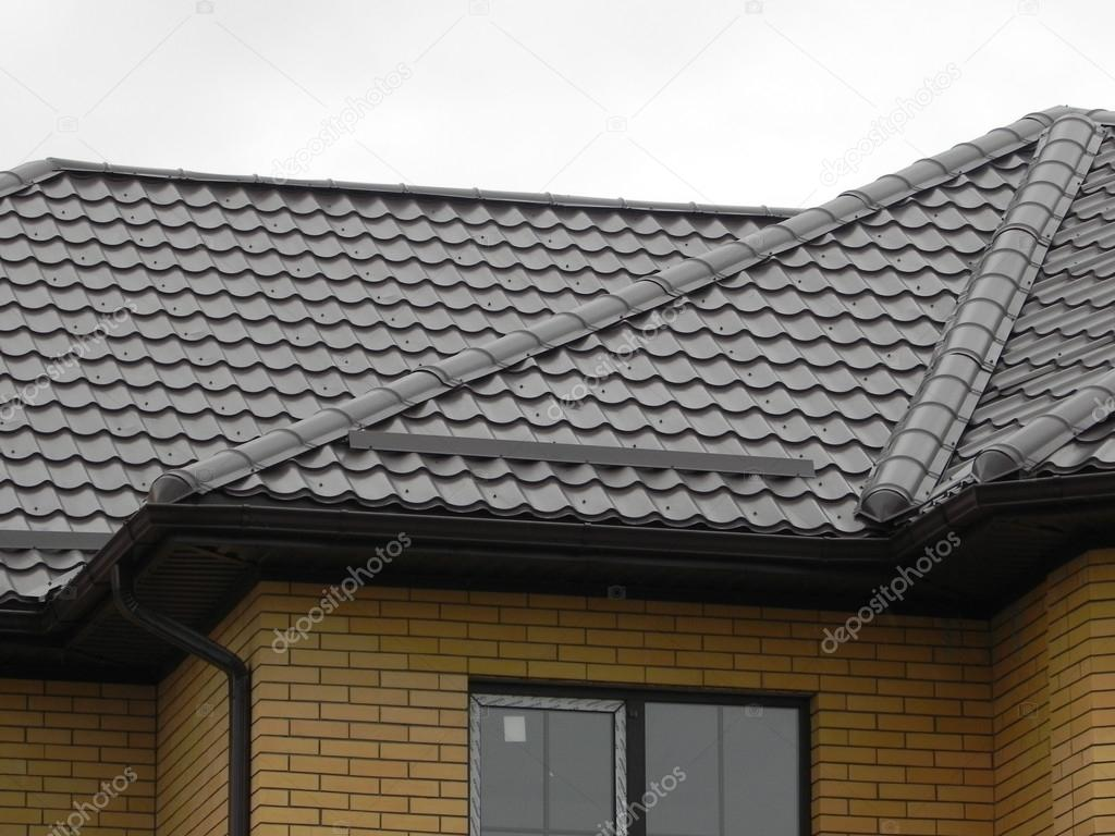 https depositphotos com 75384967 stock photo tile roof metal tiles html