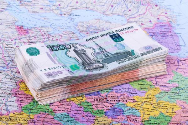 Фото: много денег на карте | Картинка много денег. Много ...