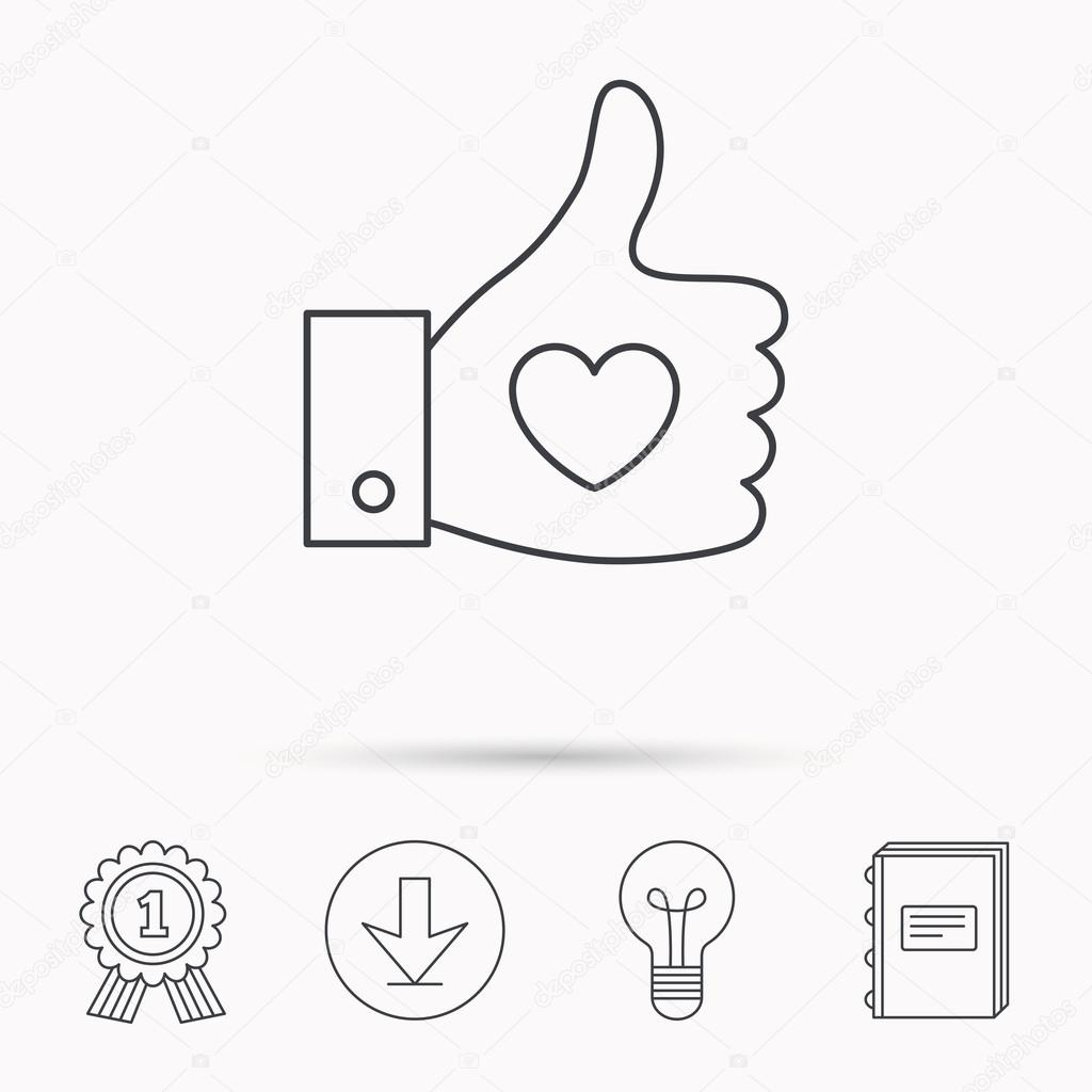 Like Thumbs Up | Wiring Diagram Database