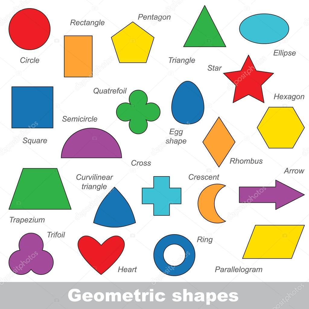 Non Symmetrical Shapes Worksheet