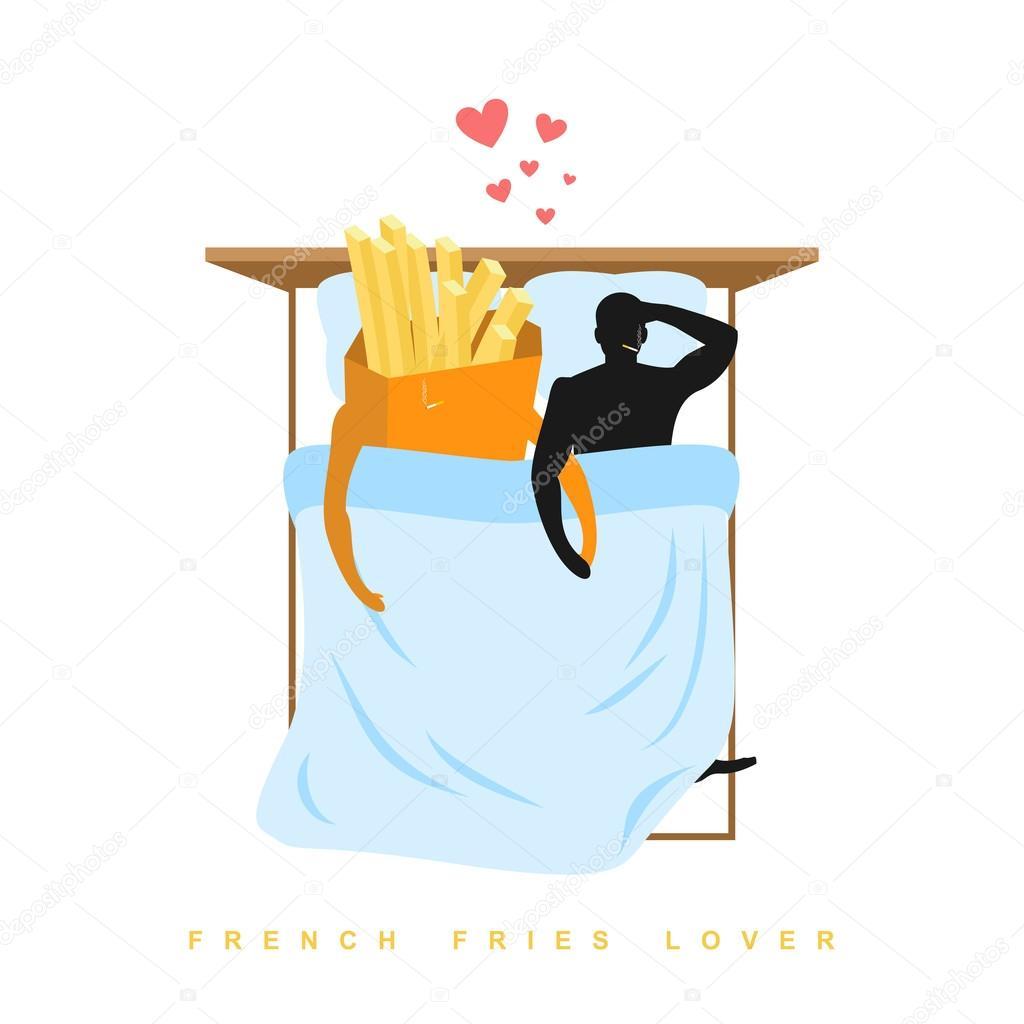 https depositphotos com 119489330 stock illustration lover french fries i love html
