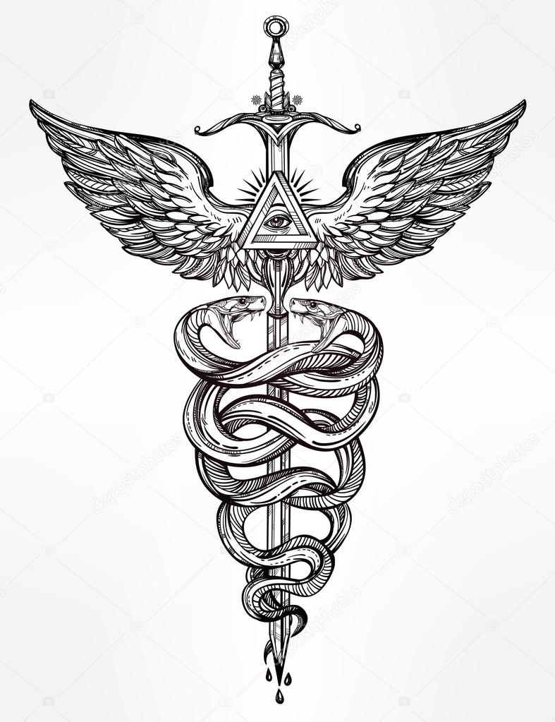 Medical Staff Tattoo Designs