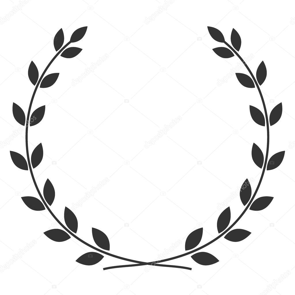 Laurier Krans Symbool
