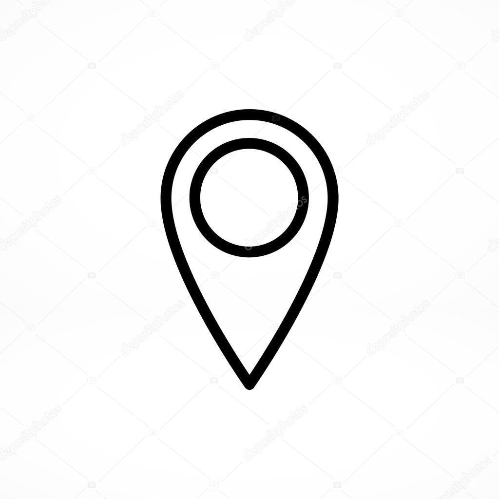 Zeiger Positionssymbol