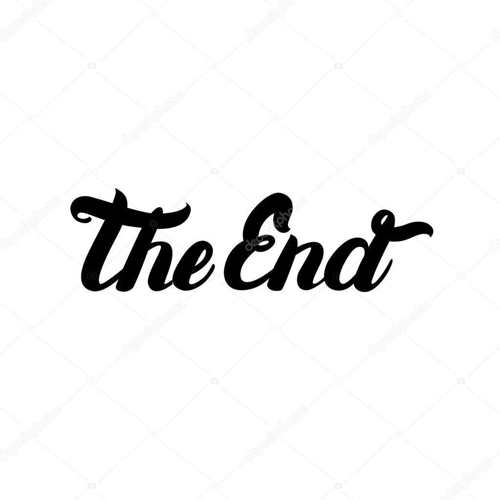 Film Kon I Rukou Psan Napis The End