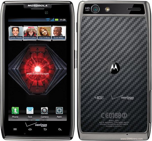 Motorola DROID RAZR MAXX