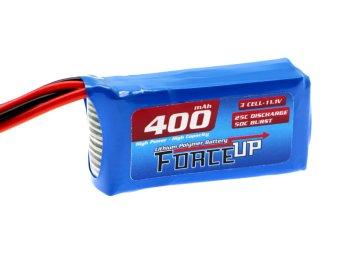 11.1V Lipo Pil 400mAh - Mini