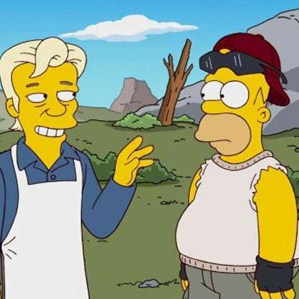 Assange nos Simpsons, último dia 19.