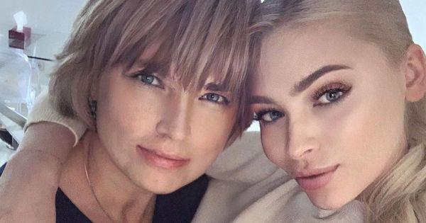 Дочки-матери: Алена Шишкова показала фото красавицы-мамы в ...