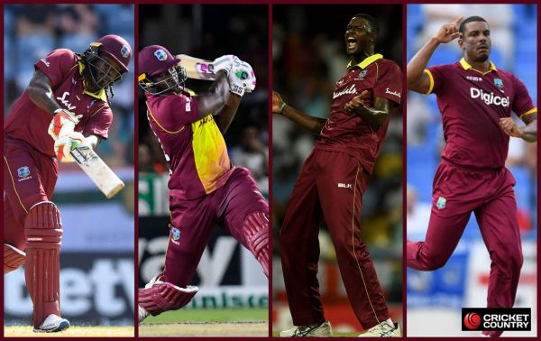 West Indies World Cup squad: Andre Russell back, Shannon ...