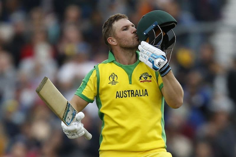 Cricket World Cup 2019: With renewed confidence, Aaron Finch underlines his  batting supremacy - Cricket Country