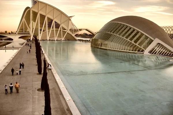 Фаллас с журавлями в Кампанаре Валенсия – Стоковое ...
