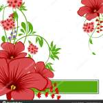 Abstract Vector Flower Background Vector Image By C Mary1507 Vector Stock 182761964
