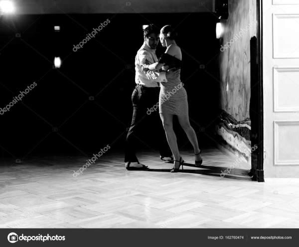 Аргентинское танго — Стоковое фото © blanaru #162760474