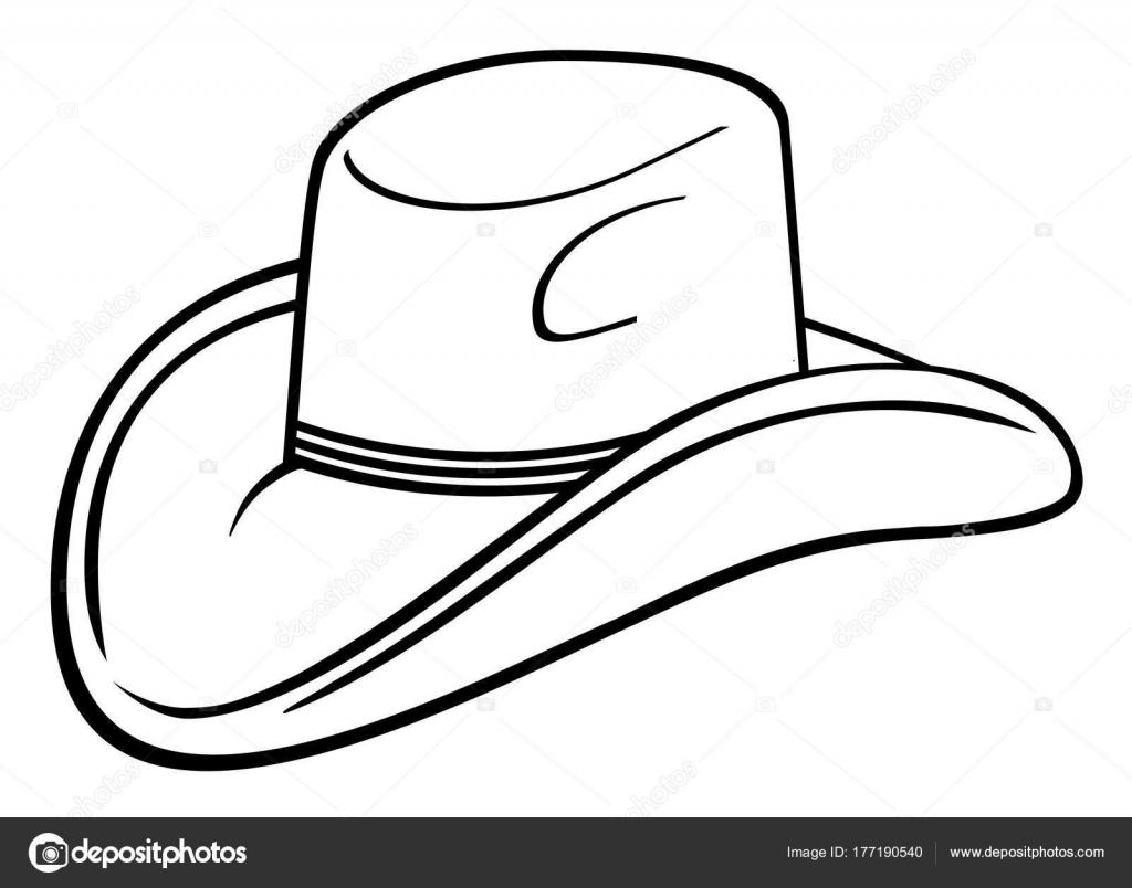 Dibujos Sombreros Vaqueros