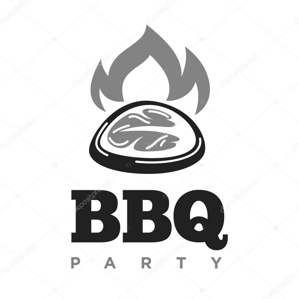 Bbq Grill Party Symbol