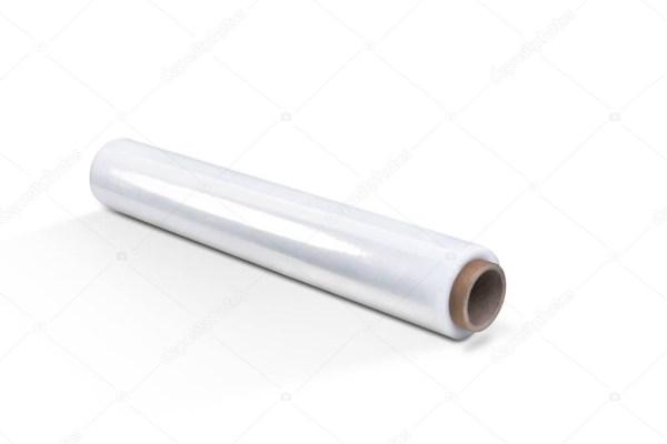 Белый стретч-пленка — Стоковое фото © Stockcrafter #139493768