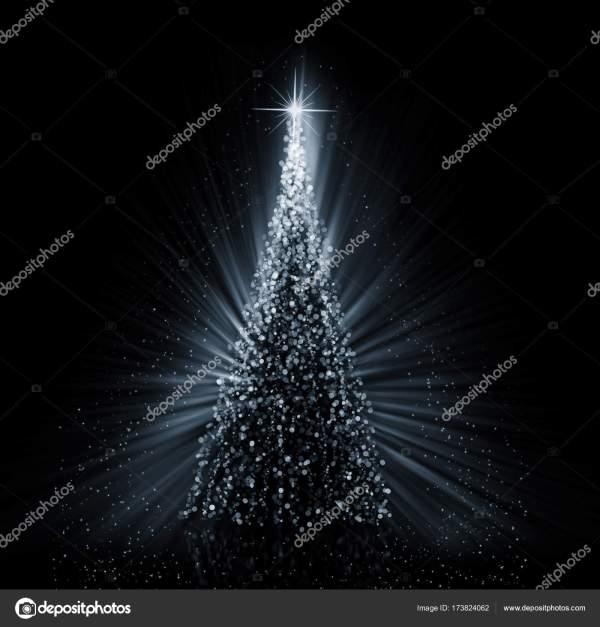Серебряный елки — Стоковое фото © stori #173824062