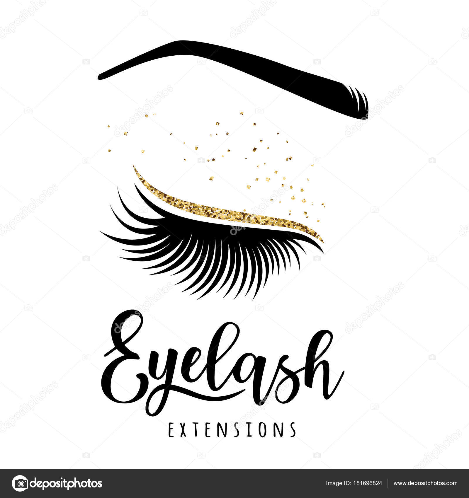 Glitter Lash Extensions | Wiring Diagram Database