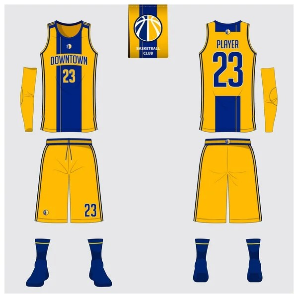 Download 37+ Mens Basketball Kit Mockup Back View Of Basketball ...