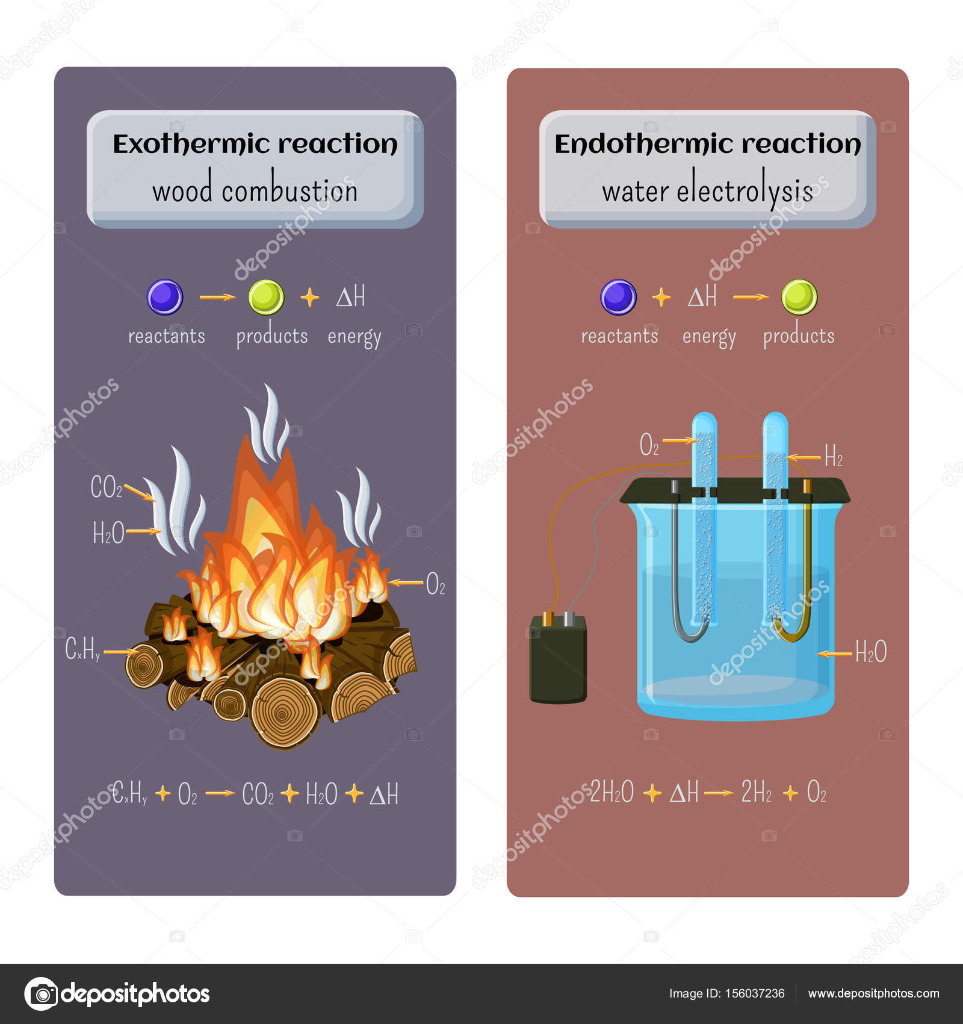 Tipi Di Reazioni Chimiche Esotermico